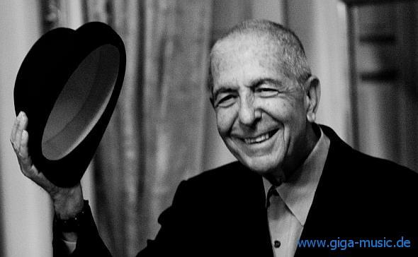 Leonard Cohen konzerte