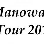 Manowar Tour 2016