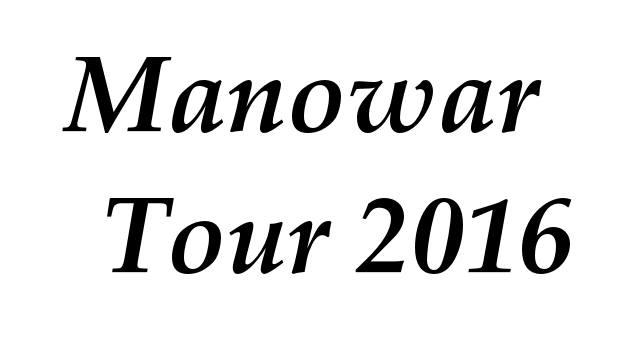 Manowar konzerte deutschland 2016