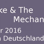 Mike & The Mechanics Tour 2016 Tickets