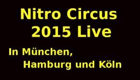 nitro Circus Tour 2016