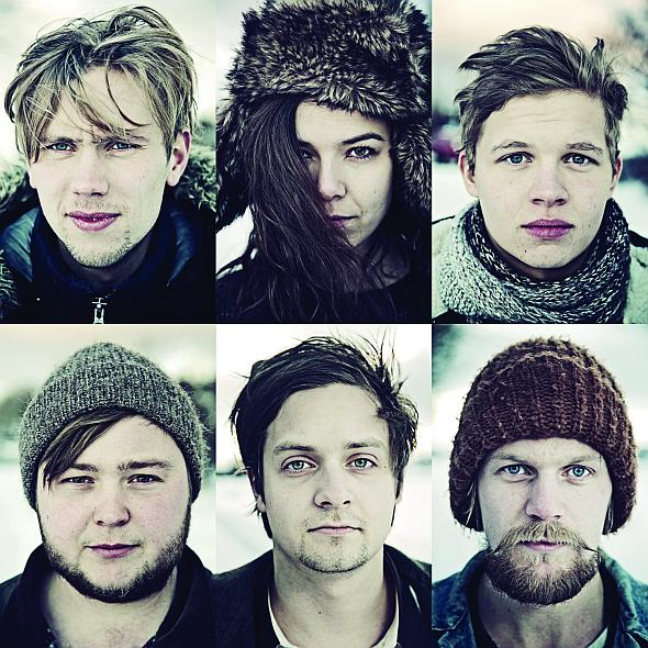 Of Monsters and Men 2012