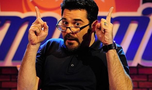 Komiker Rick Kavanian mit neuem Programm wieder in Deutschland unterwegs von Oktober 2012 bis März 2013.