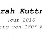 Sarah Kuttner Lesetour 2016