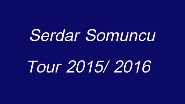 Serdar Somuncu Shows 2016