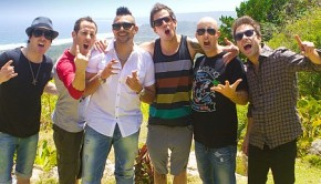 "Simple Plan ""Summer Paradise"""