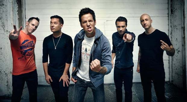 simple plan Konzerte 2016
