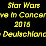 Star Wars Live In Concert 2015