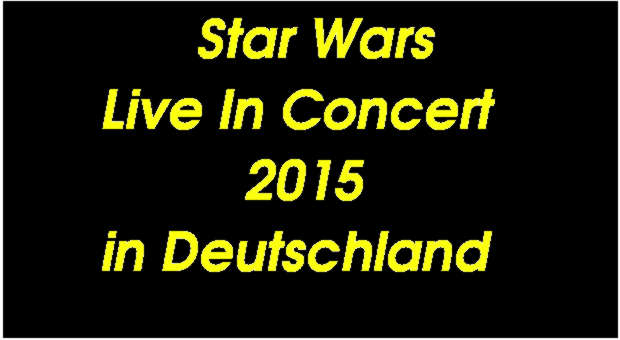 Star Wars show in Deutschland 2015