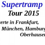 Supertramp Tour 2015