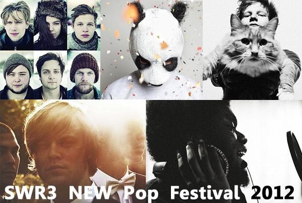 SWR3 New Pop Festival 2012