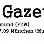 The GazetteE Tickets – Konzerte 2014