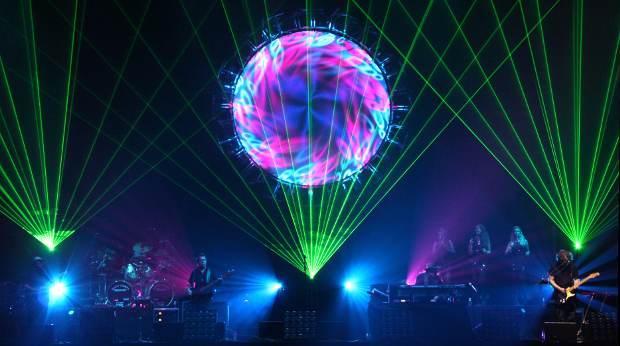 The Australian Pink floyd Show Konzerte 2016