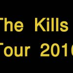The Kills Konzerte 2016 in DE!