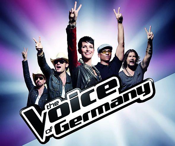 The Voice of Germany 2013 - Finalisten ab Dezember auf Deutschland Tour