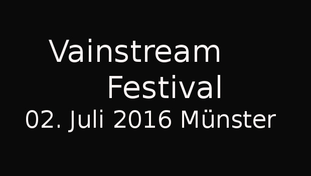 vainstream Festival 2016