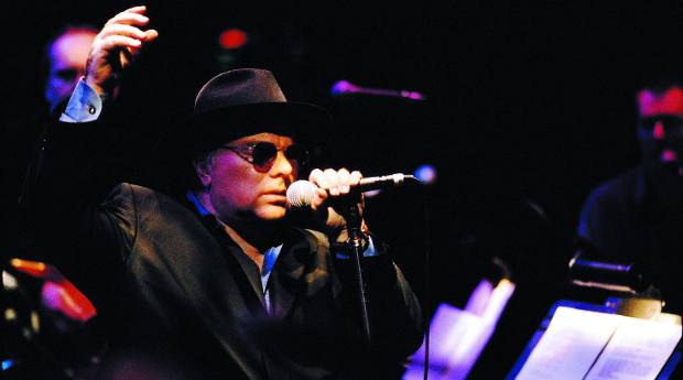 Van Morrison Tour 2016