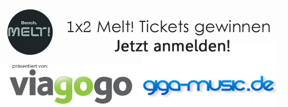 melt! Tickets 2012 gewinnen