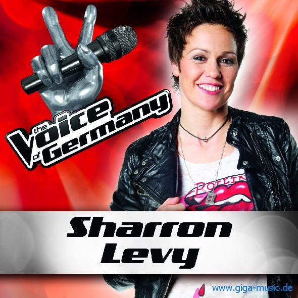 voice-of-germany-sharron-levy