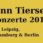 Yann Tiersen Konzerte 2016 – Tickets im VVK!